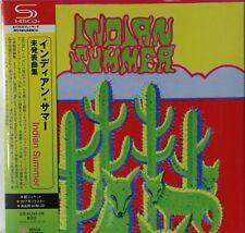 Indian Summer-2 unreleased material UK prog psych Japanese SHM-CD Mini lp
