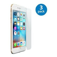 3x Apple iPhone 6 6S 7 8 Screen Protector Real Tempered Glass Film Guard