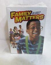 Family Matters Seasons 1-8 DVD