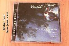Vivaldi - Les 4 Saisons La Chasse Eco in lontano - I Musici - CD Philips