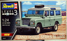 1971 Land Rover Ser. III  LWB 1:24 Revell 07047 2019 new tool