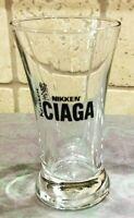 """Shot Glass:  Kenzen NIKKEN CIAGA 3.75"""" Promotional Super Energy Barware Logo"""