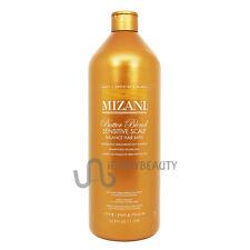 Mizani Butter Blend Sensitive Scalp Balance Hair Bath Shampoo 1L/ FREE Nail File