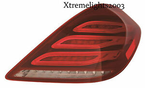 FITS MERCEDES BENZ S CLASS 2014-2017 RIGHT TAIL LIGHT TAILLIGHT REAR LAMP