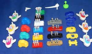 GAME OF LIFE SPARES PIECES PARTS - CARS AIRPLANE BOAT SPINNERS - Please choose:-