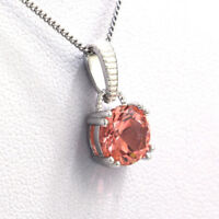 Solid 925 Sterling Silver Color Zulatanite Gemstones Jewelry Necklace Pendant