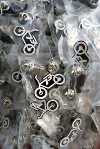 LOT/100 Metal LAPEL PIN Super 73 Super73 Electric Motorbike Accessory Logo Decal