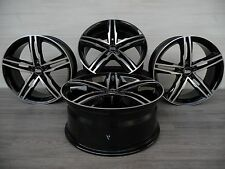 Für Volkswagen VW Tiguan Typ: 5N 19 Zoll Alufelgen MAM A1 BFP 8x19 ET30
