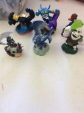 Lot of 6 Skylanders Figures Assorted Activision