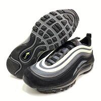 Nike AIR MAX 97 GS Volt Black Size 7Y WMNS 8.5 921522-016