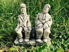 SALE SALE Laurel and Hardy Statue Garden Ornaments -  Latex Mould/Mold SALE SALE