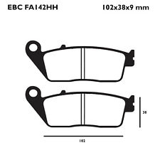 EBC FA142HH Replacement Brake Pads for Front Suzuki GSF 600 N Bandit 95-99
