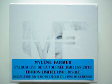 Timeless 2013 par Mylène Farmer (CD Album, 2013, Edition Limitée)