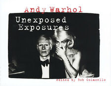 """Andy Warhol - """"Unexposed Exposures"""""""