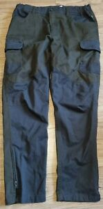 """Percussion Traditional Bush Cargo Trousers - Size FR 44 UK 35 (32-25""""W 30L)"""