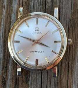 Vintage Gents Gold Filled Omega Automatic, for Chevrolet,  Running & Minty