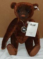 Steiff Nando Bear 035166 30cm 12 inches tall lovely brown colour ltd ed 1500 box