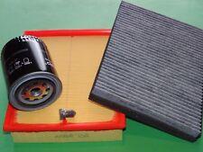 kl. Inspektionspaket Filterset Filtersatz Audi A4 8E, Cabriolet 8H V6 2.4 3.0
