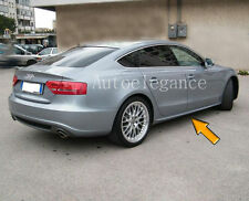 AUDI A5 08-15 SPORTBACK MINIGONNE LATERALI SOTTO PORTA LOOK S-LINE S5 IT
