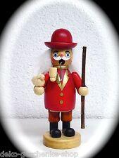 Räuchermann Räucherfigur Schäfer mit Schaf Hirte farbig 13 cm 40008