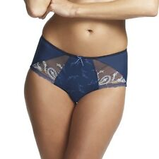 Fantasie Marie Short Brief Lingerie Knicker Blue Floral Lace 2486 V SIZES NEW