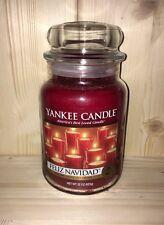 Giara Grande Yankee Candle FELIZ NAVIDAD