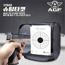 Academy 17513 Shooting Target For Bb Gun Air Portable Net Catch Safe Use Mj