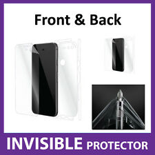 Google Pixel XL Screen Protector Front and Back FULL Coverage Invisible Shield