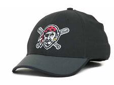 Pittsburgh Pirates MLB Nike Performance Swoosh Flex Legacy 91 Black Cap Hat Lid