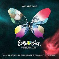 CASCADA/BONNIE TYLER/A.BOURGEOIS/+: EUROVISION SONG CONTEST-MALMÖ 2013;2 CD NEUF