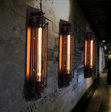 Antik Stil Wandleuchte Retro Vintage Industrie Käfig Wandlampe Flurlampe 4W LED