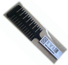 Premium 3-Way Weave Balayage Highlight Highlighting Sectioning Comb