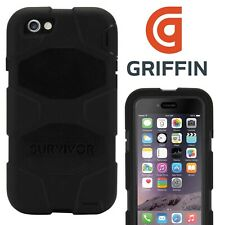 Griffin Survivor Case for Apple iPhone 4 4S Heavy Duty Full Protective Cover