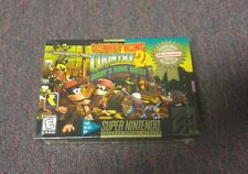 Donkey Kong Country 2 (Super Nintendo SNES, 1995) Brand New  (READ  DESCRIPTION)