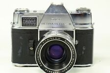 Kodak retina Reflex III with 50mm f1.9!!!!