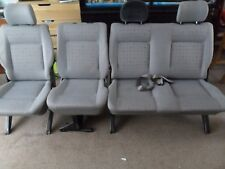 Volkswagen caravelle T4 folding seats middle and rear row