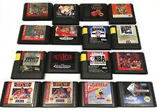 ��Sega Genesis Video Games - Your Choice, Make Selection
