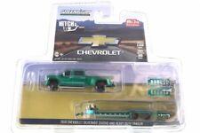 CHASE CAR - Chevy Silverado 3500 Dually w/ Flatbed 513061/64 scale Diecast Car