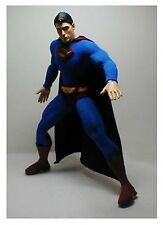 "DC Comics Direct SUPERMAN 13"" toy action figure RARE, BOXED & NEW jla batman"