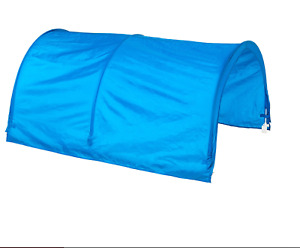 *New KURA  Children Bed Tent,  Turquoise Brand IKEA