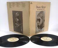 Vinyl LP Duane Allman An Anthology Vol. II 0988 Capricorn Records 1974