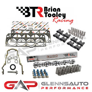 Brian Tooley Racing (BTR) Truck Cam Kit w/ Camshaft Installation Package