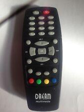Original Dreambox Control Remoto Negro de reemplazo de 500 DM500S DM500C DM500T