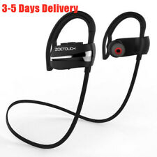 Bluetooth 4.1 Headphone Sport In Ear Headset With Mic 12 Hours Play Time phone