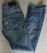 G STARR RAW 3301 Jeans Zip Fly  Size W27 L30