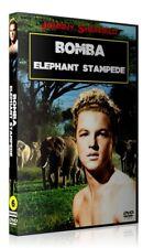 BOMBA LA RUEE SAUVAGE DES ELEPHANTS - Johnny Sheffield - French subtitles DVD