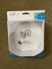 SureFlap Microchip Cat Flap Tunnel Extender in White    9