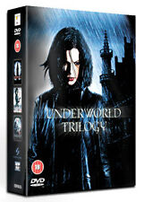 DVD:UNDERWORLD TRILOGY - NEW Region 2 UK