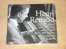 CD RARE / HENRI RENAUD / ALL STARS / NEUF SOUS CELLO