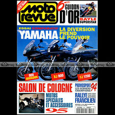 MOTO REVUE N°3156 YAMAHA XJ 900 S DIVERSION & XJ 900, FJ 1200, GUIDON D'OR 1994